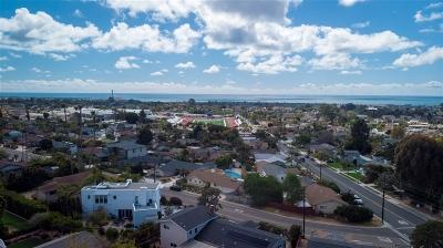 Oceanside,  Carlsbad , Vista, San Marcos, Encinitas, Escondido, Rancho Santa Fe, Cardiff By The Sea, Solana Beach Rental For Rent: 3324 Seacrest Dr