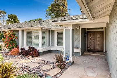 Oceanside Single Family Home For Sale: 3574 Normandy Circle