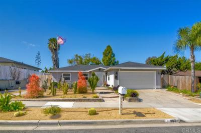 Oceanside CA Single Family Home Sold: $530,000