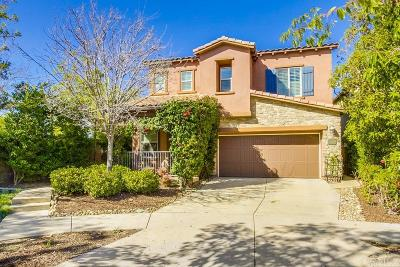 San Diego Single Family Home For Sale: 15732 Via Montenero