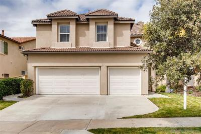 Single Family Home For Sale: 15076 Cross Stone Drive