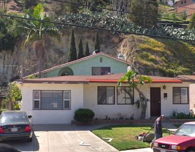 San Diego Multi Family 2-4 For Sale: 2962/64 Reynard Way