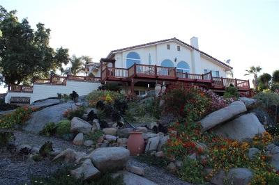 Escondido Single Family Home For Sale: 9856 Canyon Country Lane