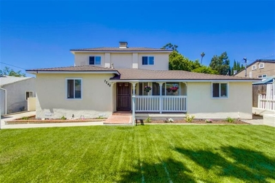 Single Family Home For Sale: 7248 Berkeley Dr