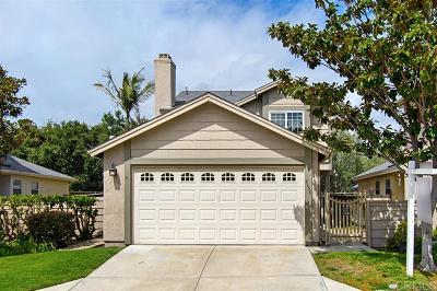 Ocean Side, Oceanside Single Family Home For Sale: 4158 Esperanza Way