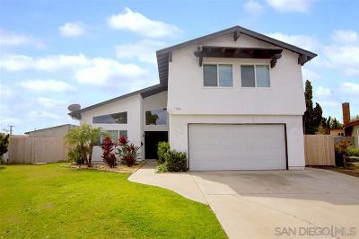 Chula Vista Single Family Home For Sale: 1598 Woodlark Ct