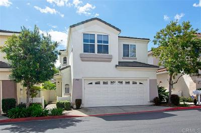 Vista Single Family Home For Sale: 1910 Intrepid Way