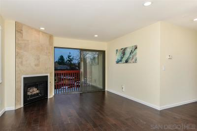 San Diego County Attached For Sale: 826 Tamayo Dr #2