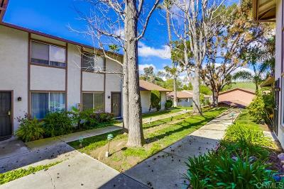 San Diego County Attached For Sale: 6634 Bell Bluff Ave #B