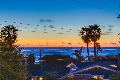 La Jolla CA Single Family Home For Sale: $2,599,000