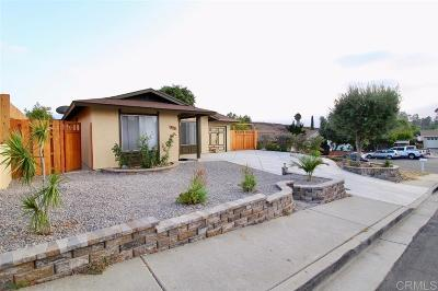 San Marcos CA Single Family Home For Sale: $445,000