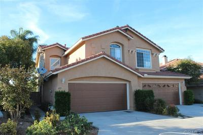 San Diego County Townhouse For Sale: 433 Florencia Lane