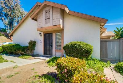 San Diego County Attached For Sale: 2836 Casey St #A