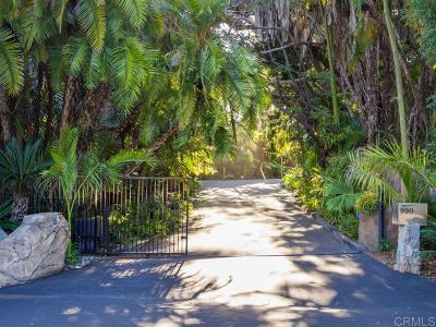 Vista CA Single Family Home For Sale: $950,000