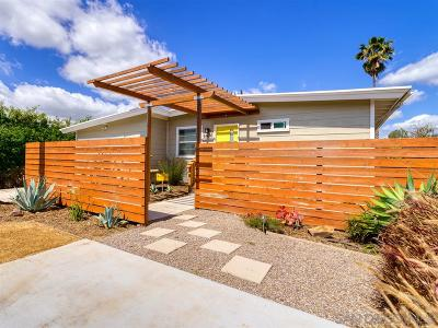 San Diego CA Single Family Home For Sale: $610,000