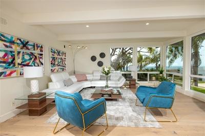 La Jolla Single Family Home For Sale: 5545 Rutgers Rd