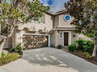 Carlsbad CA Single Family Home For Sale: $820,000