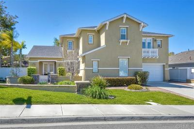 Carlsbad CA Single Family Home For Sale: $1,249,000