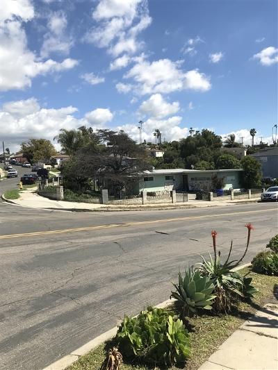San Diego Single Family Home For Sale: 207 S San Jacinto Dr