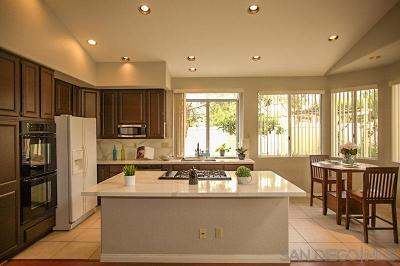 San Diego Single Family Home For Sale: 12128 Brickellia St