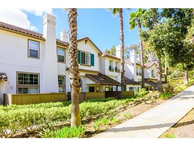 San Diego Townhouse For Sale: 10374 Wateridge Circle #334