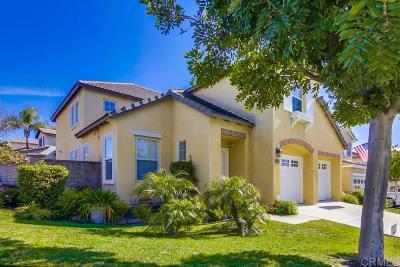 Chula Vista Single Family Home For Sale: 2455 Falcon Valley Dr