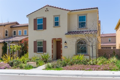 San Diego Single Family Home For Sale: 13596 Morado Trail