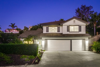 Carlsbad Single Family Home For Sale: 3525 Calle Gavanzo
