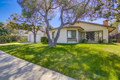 La Jolla Single Family Home For Sale: 8936 N La Jolla Scenic Drive