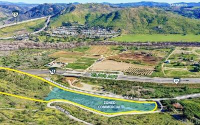 Fallbrook Residential Lots & Land For Sale: 3884 Sage Road #1