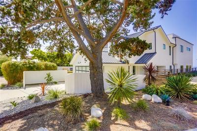 La Jolla Single Family Home Sold: 5670 Linda Rosa Ave