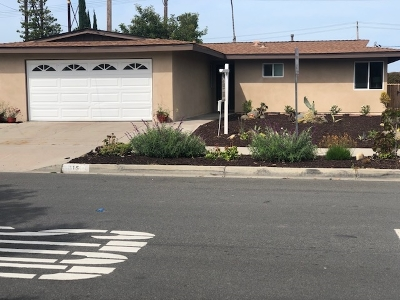 Oceanside Single Family Home For Sale: 115 Riviera Dr