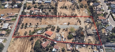 San Diego Residential Lots & Land For Sale: 9061 Avocado St
