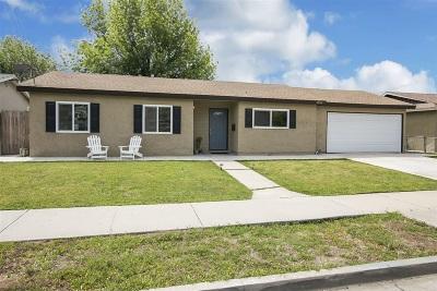Santee Single Family Home For Sale: 9739 Ramo Rd
