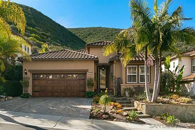 San Marcos Single Family Home Pending: 1098 Via Vera Cruz