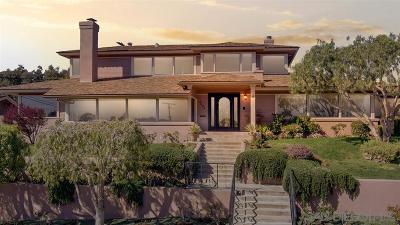 San Diego Single Family Home For Sale: 3624 Fenelon St