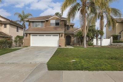 Chula Vista Single Family Home For Sale: 546 Port Harwick