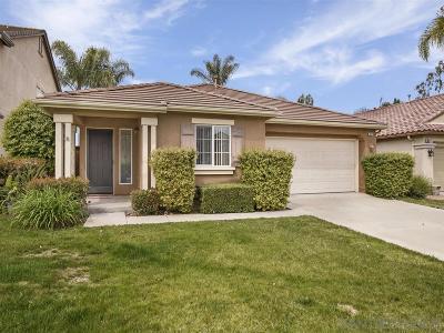 Oceanside Single Family Home For Sale: 5071 Mendip St