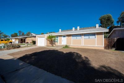 Poway Single Family Home For Sale: 13311 Carriage Rd