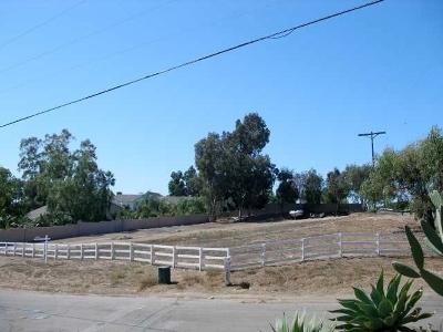 Vista Residential Lots & Land For Sale: Linda Vista Dr, Vista Ca 92081 #1AC