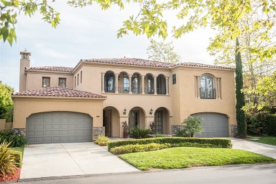 Single Family Home For Sale: 5289 Meadows Del Mar