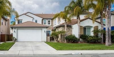 Murrieta, Temecula Single Family Home For Sale: 23697 Kathryn Street