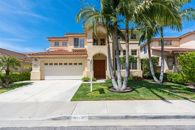 Fallbrook Single Family Home For Sale: 5114 Riverview Ct