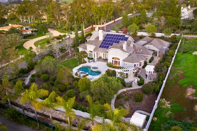 Rancho Santa Fe Single Family Home For Sale: 6407 Rancho Santa Fe Farms Drive