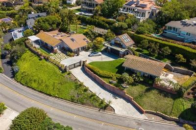 La Jolla Single Family Home For Sale: 6445 El Camino Del Teatro