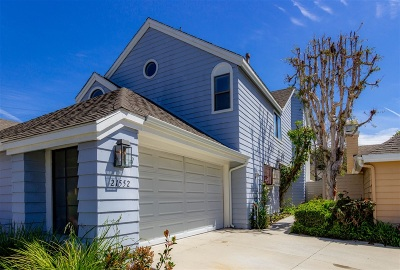Mission Viejo Townhouse For Sale: 21552 Oakbrook #107