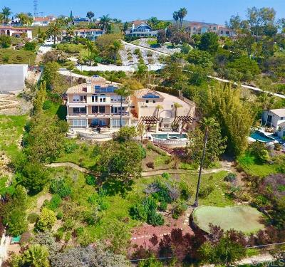 Carlsbad CA Single Family Home For Sale: $2,195,000
