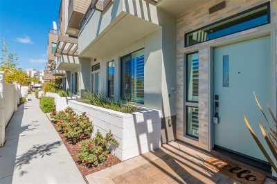 Carlsbad Townhouse For Sale: 2567 State St