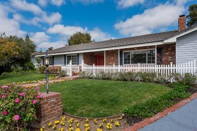 Bonita Single Family Home For Sale: 3601 Bonita Verde Drive