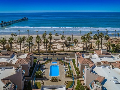 Oceanside Attached For Sale: 400 N Pacific St #303